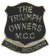 Pin-on Lapel Badge with Club logo