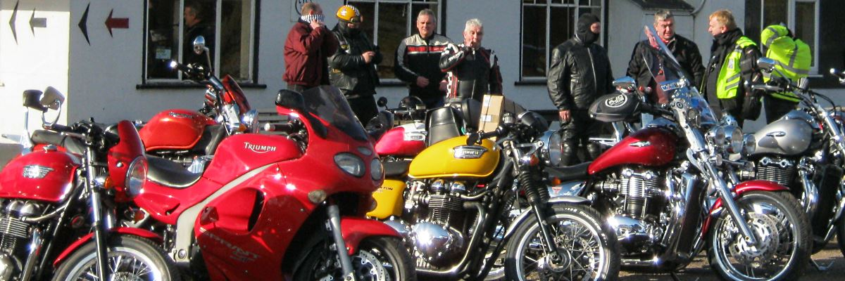 triumph owners' motor cycle club